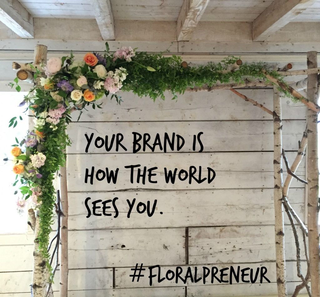 Your brand is how the world sees you.